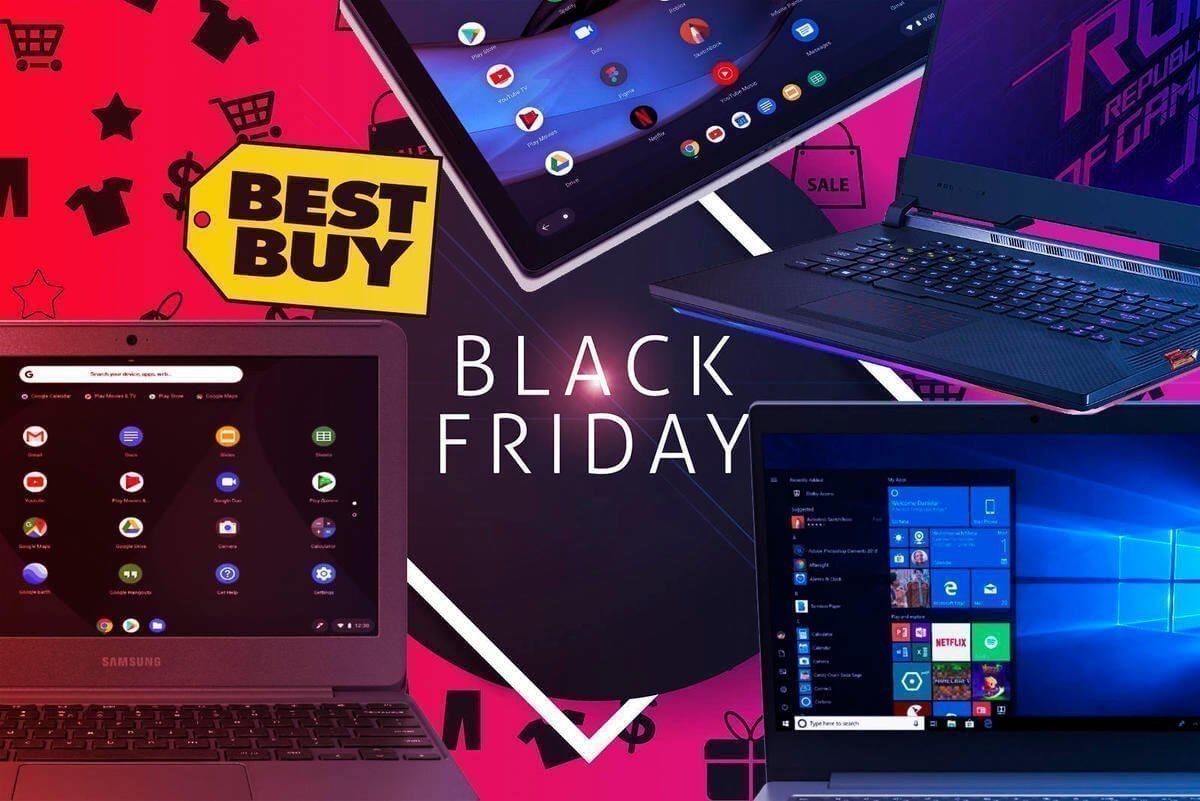 100+ Best Laptops Black Friday sales 2020