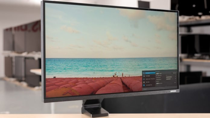 2020 New Year Samsung Sale - Sided Bezelless Monitor £249.99