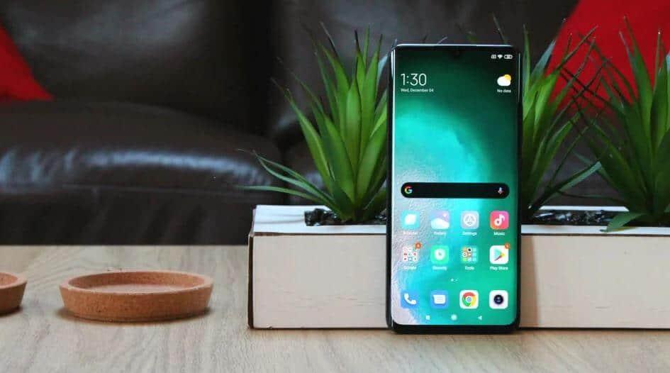 2020 Xiaomi Mi Note 10 Smartphone review