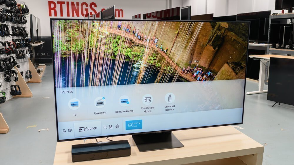 Samsung 4K HDR 2000 Smart TV with Coupon