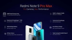 Xiaomi Redmi Note 9S Smartphone Deals