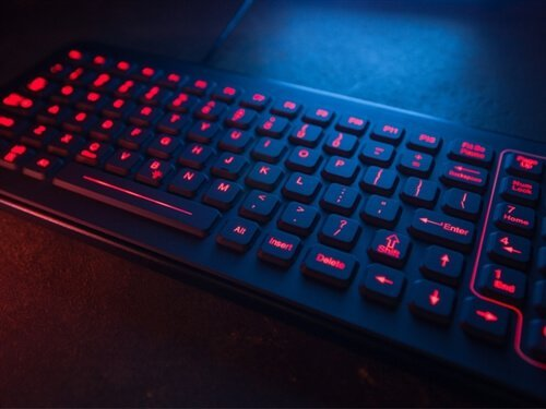 Logitech keyboard K740 with Laser Sale - Logitech