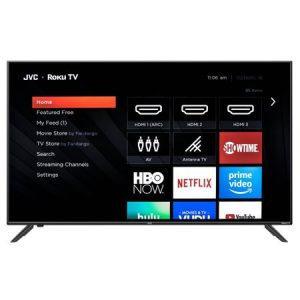 Element 70 class 4k uhd led roku smart tv hdr