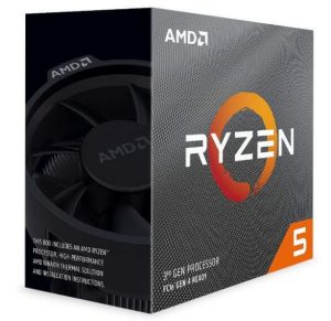 AMD Ryzen 5 3600 6-Core, 12-Thread Unlocked Desktop Processor