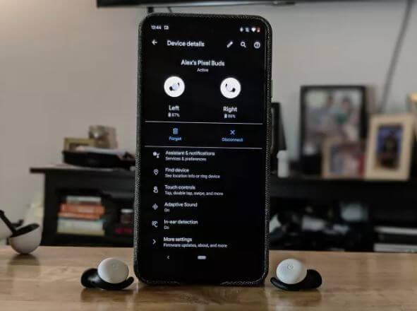 Samsung galaxy Buds Plus vs Pixel Buds 2 feachers