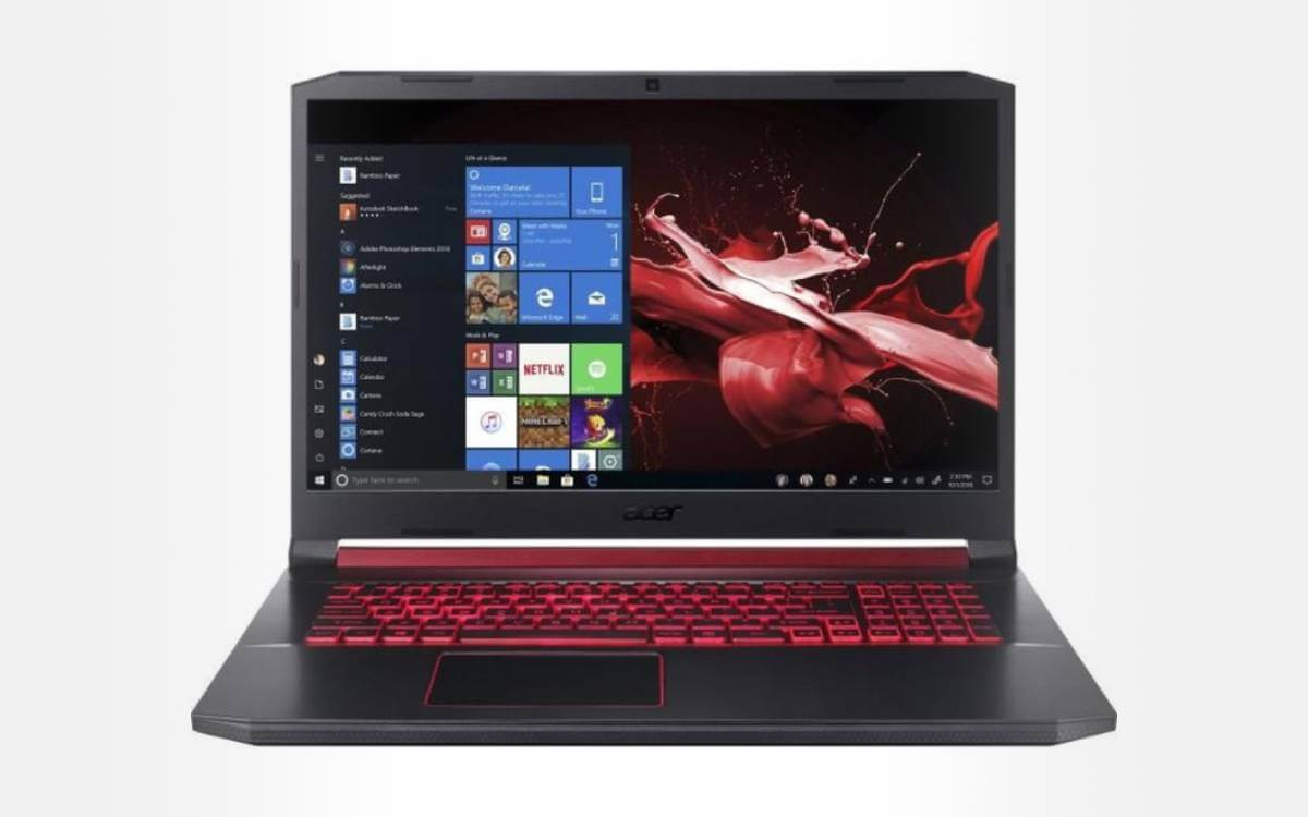 Super price for this Acer Gaming Laptop PC with a GeForce RTX 2060!