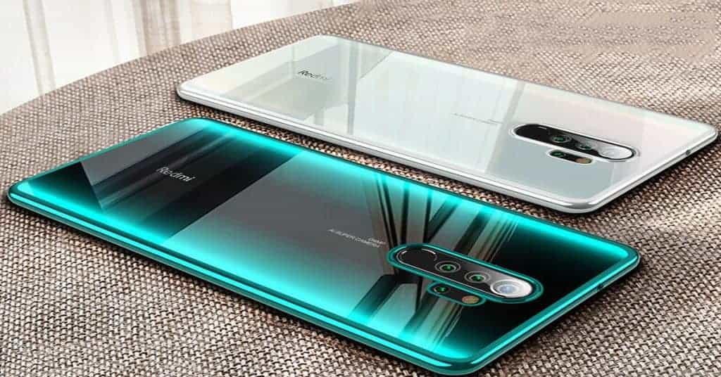 Xiaomi Redmi 9 5020mAh battery