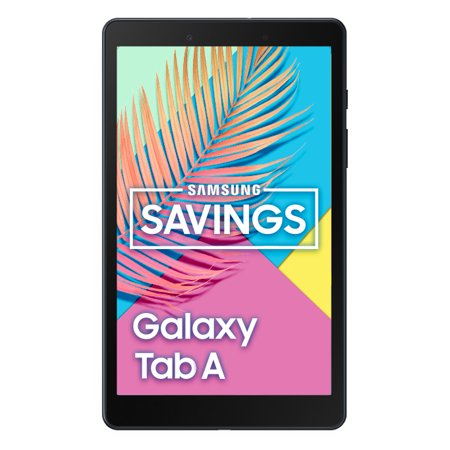 Black Friday Sale SAMSUNG Galaxy Tab A 32GB Tablet, Black