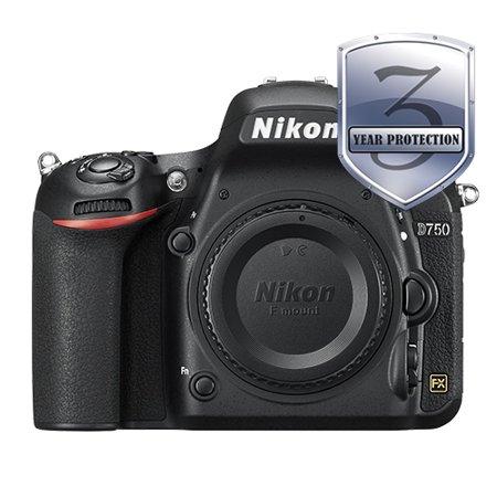 Black Friday Deals Nikon D750 - Digital camera - SLR - 24.3 MP