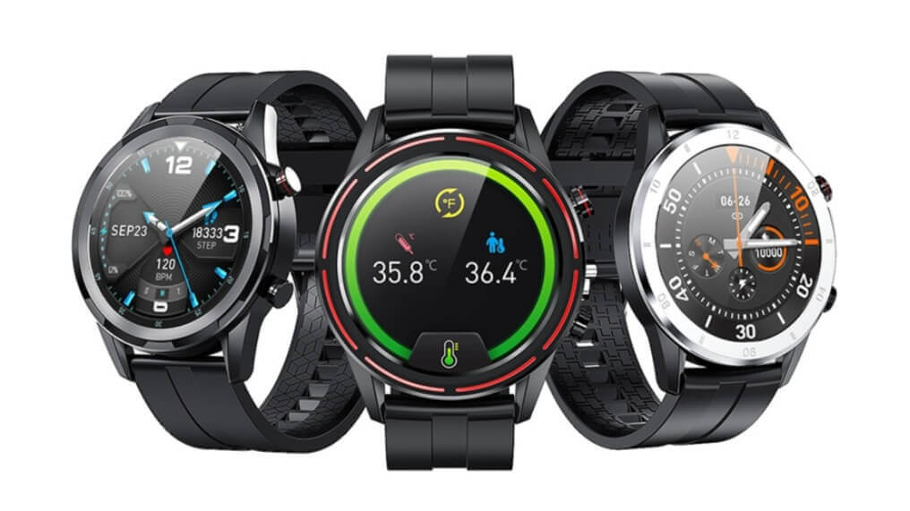Fobase MAGIC Black Smart Watches Black Friday Sale 2020, Price & Reviews