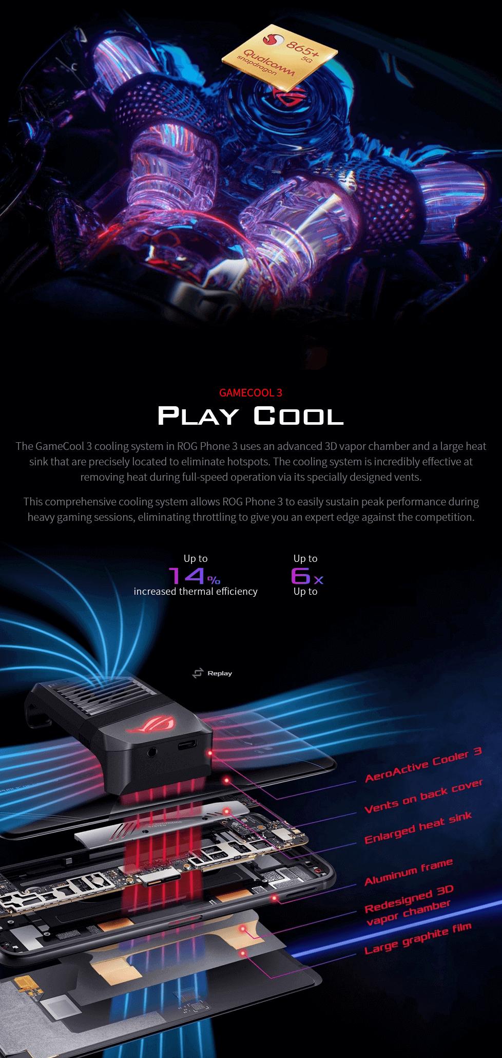 ASUS ROG Phone 3 Gaming 5G Smartphone - Asus Black Friday Deals