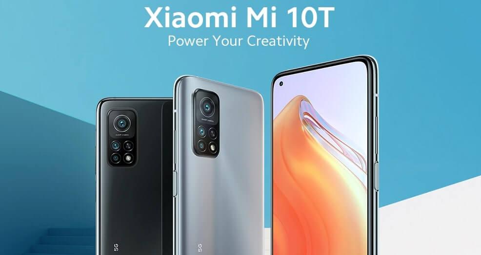 Black Friday Xiaomi Mi 10T 5G Smartphone Sale