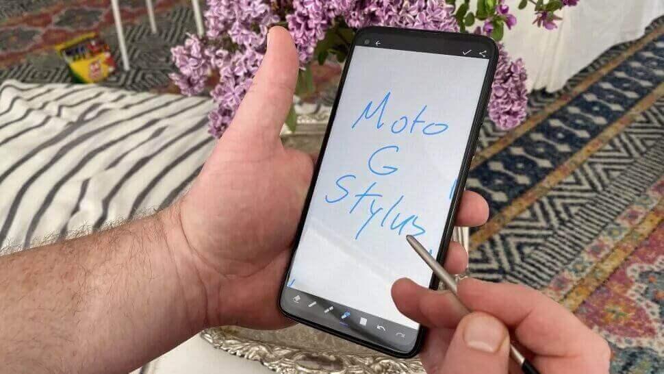 Moto G Power smartphone under $400
