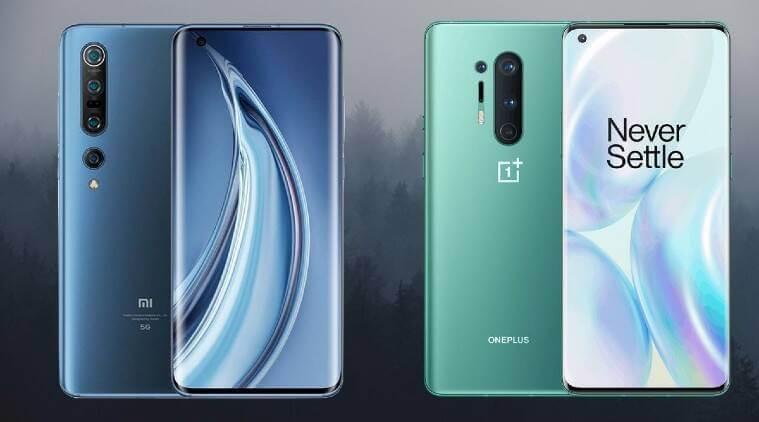 Oneplus 8 5g Smartphone Deals Christmas 2020