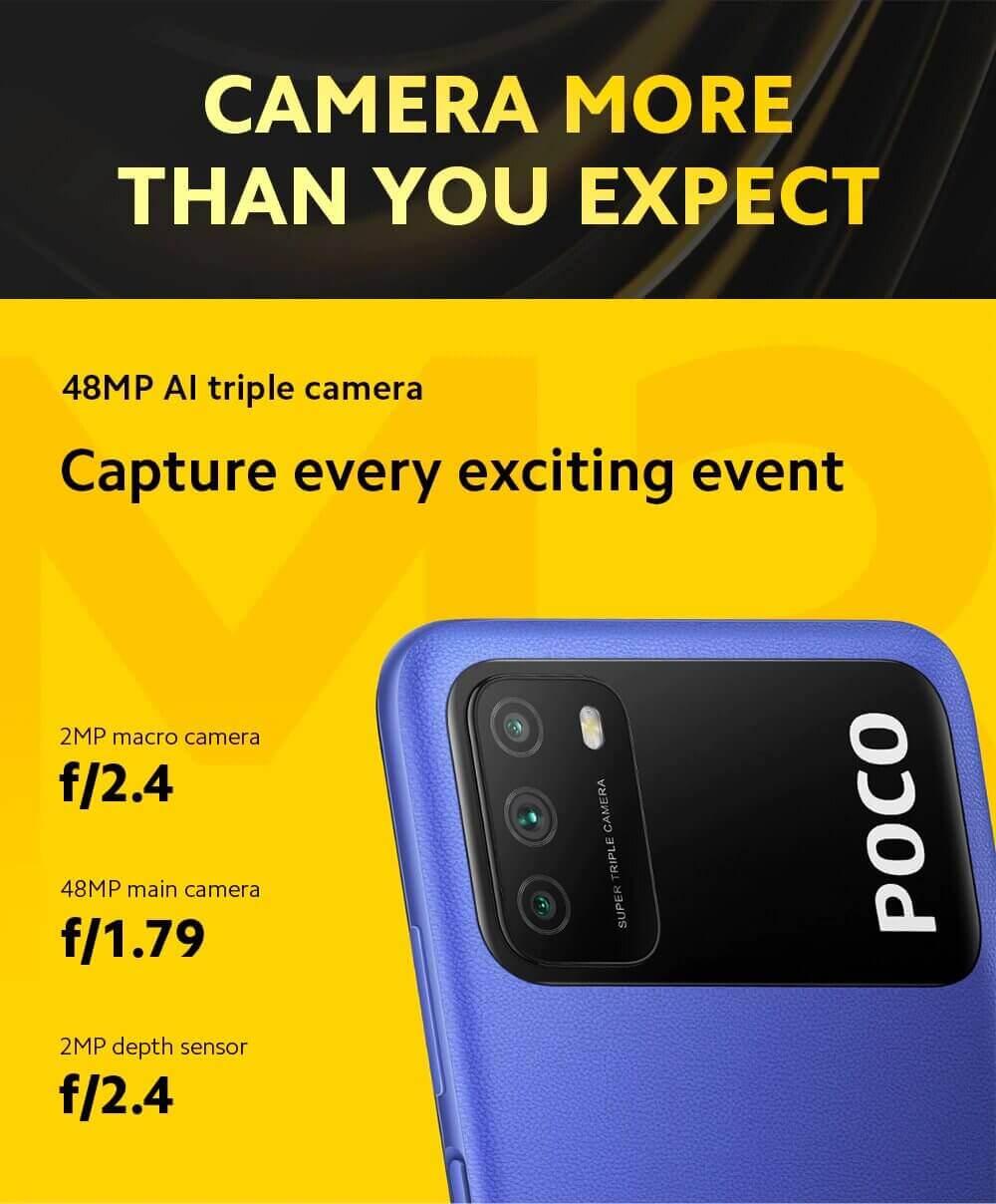 Xiaomi Poco M3 4G Christmas sale 2020 Smart Phone Deals