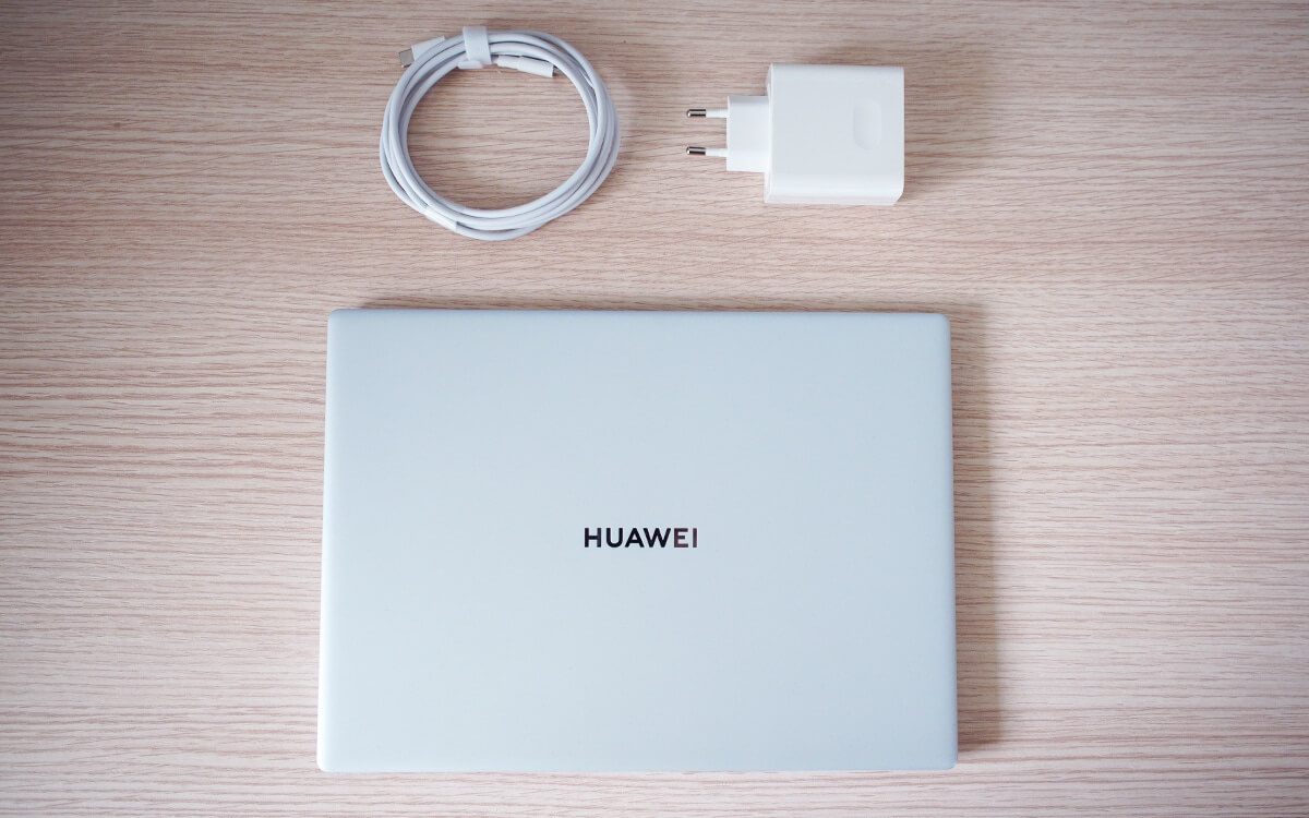 Huawei MateBook X 2021 Rest and Review with deals