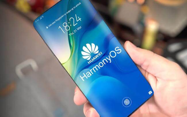 Huawei's Harmony OS to other mobile phone