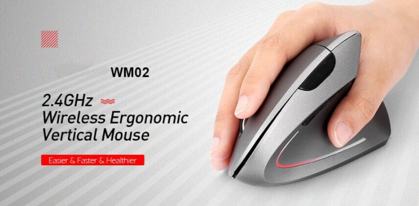 Top 5 Vertical Wireless Mouse Deals