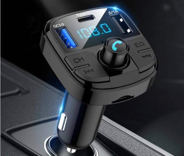 Xiaomi Mi Bluetooth USB Car Charger