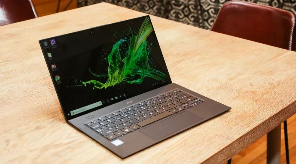 Acer Notebook 2020 Sale Swift 7 Ultra-Thin Touchscreen Lap