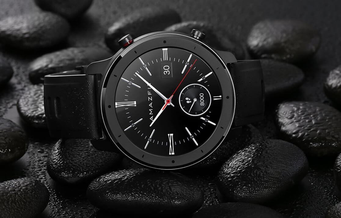 Amazfit GTR Lite 47mm Smartwatch Deals