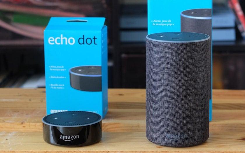 Amazon Alexa voice commands