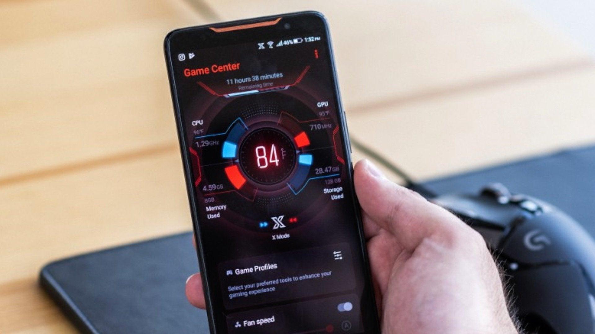 Black Friday Asus Best Deals - ASUS ROG ZS600KL Gaming Phone