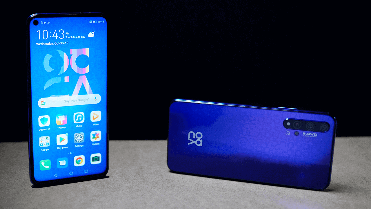 Black Friday Deals 2020 - HUAWEI Nova 5T 4G Smartphone Deals 2020