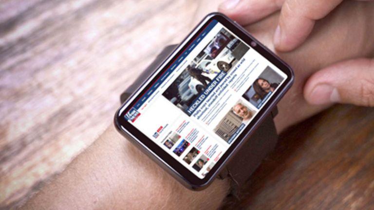 Black Friday Deals 2020 Ticwris Max 4G Smart Watch Deals