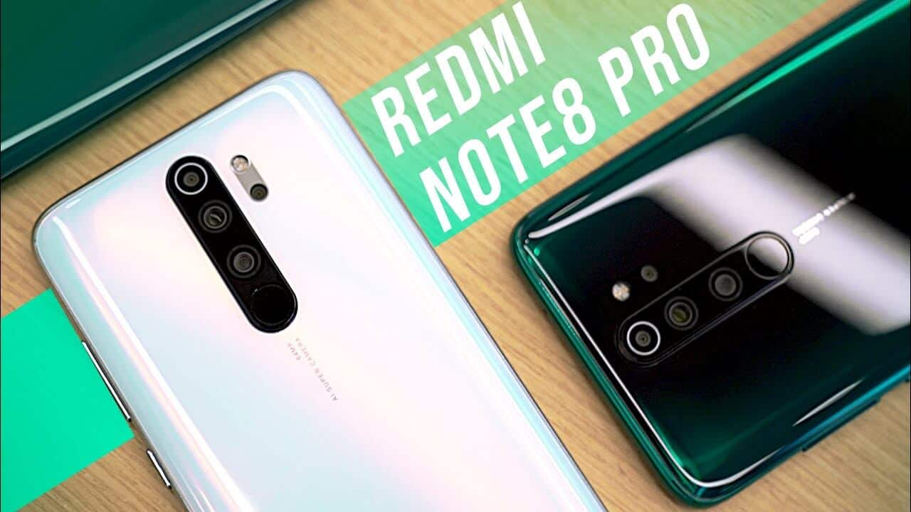 Black Friday Sale 2020 Xiaomi Redmi Note8 Pro