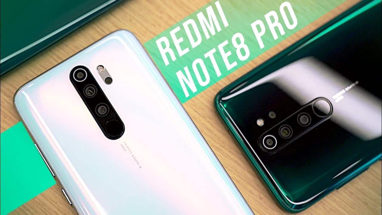 Black Friday Sale 2020 Xiaomi Redmi Note8 Pro