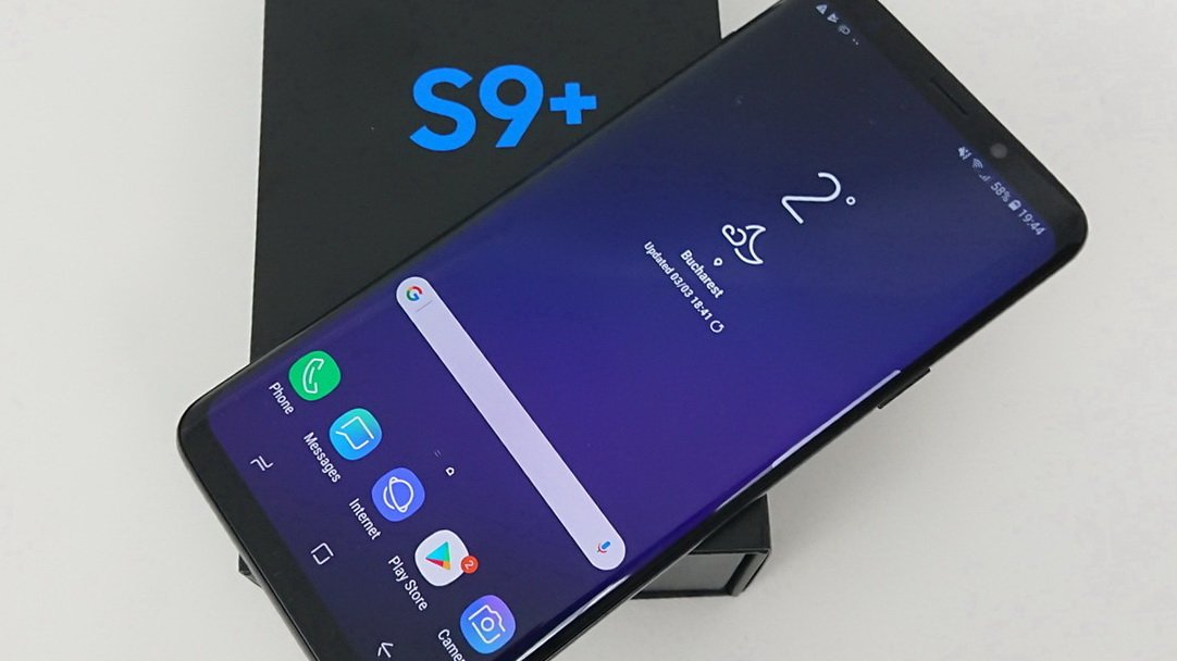 Black Friday Sale - Samsung Galaxy S9