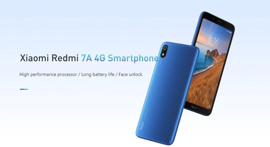 Black Friday Sale Xiaomi Redmi 7A