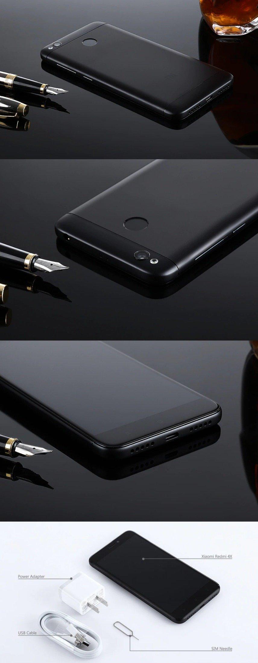 Black Friday Xiaomi Sale - Redmi 4X 4G Smartphone Best Deals