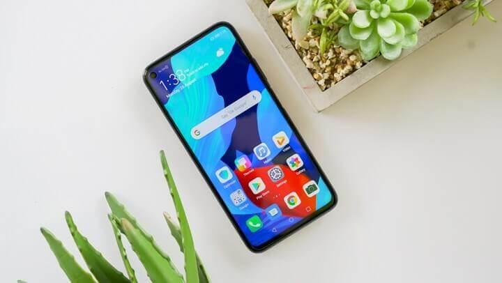 Cyber Monday Deals 2020 - HUAWEI Nova 5T 4G Smartphone