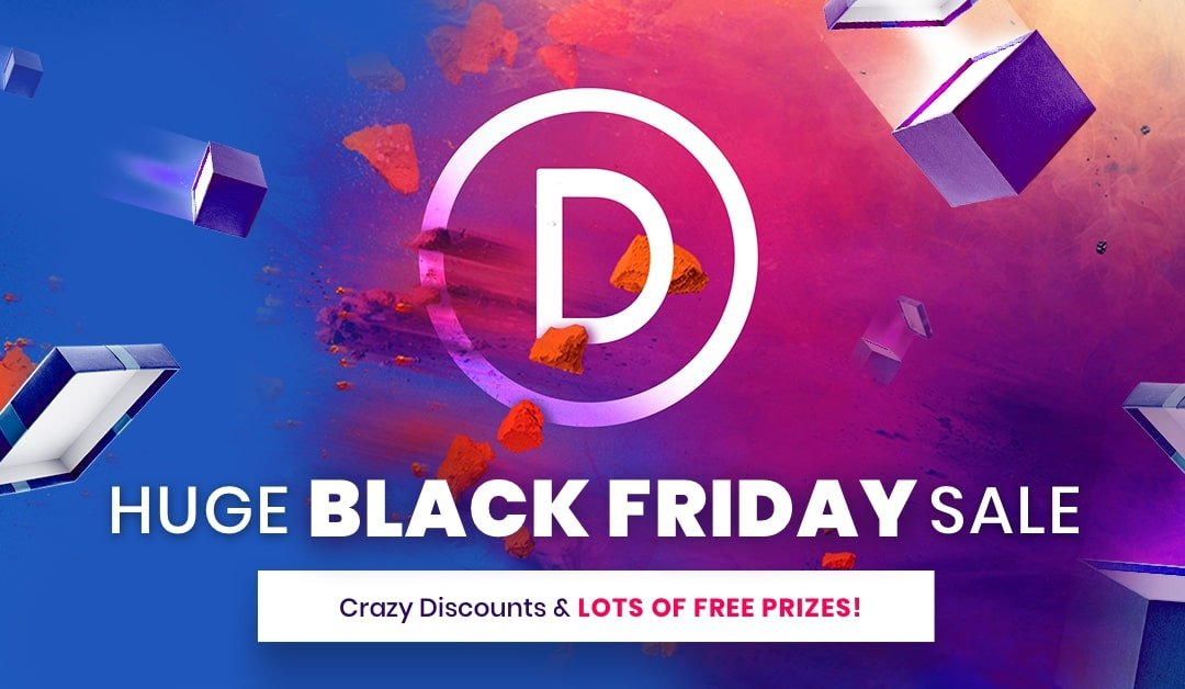 Elegant Themes & Divi Black Friday 2019
