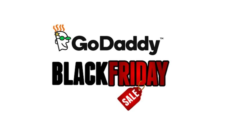 Godaddy black Friday cyber Monday deals 2019