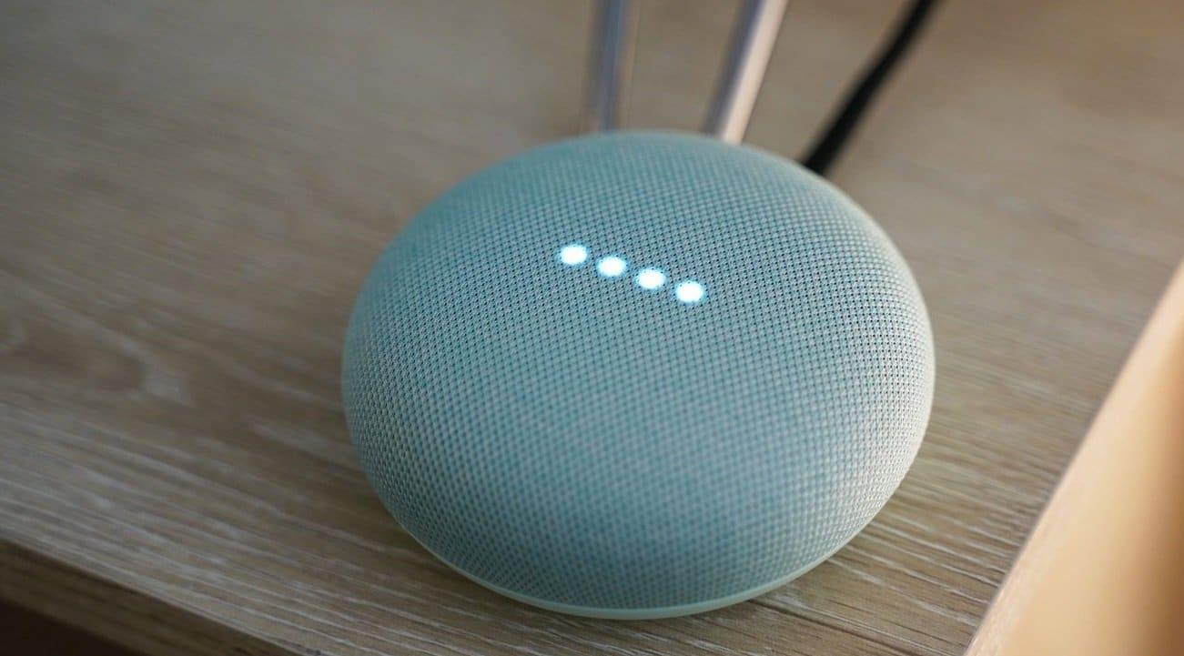Google devises Sale 2020 - Google Home Mini Smart Speaker