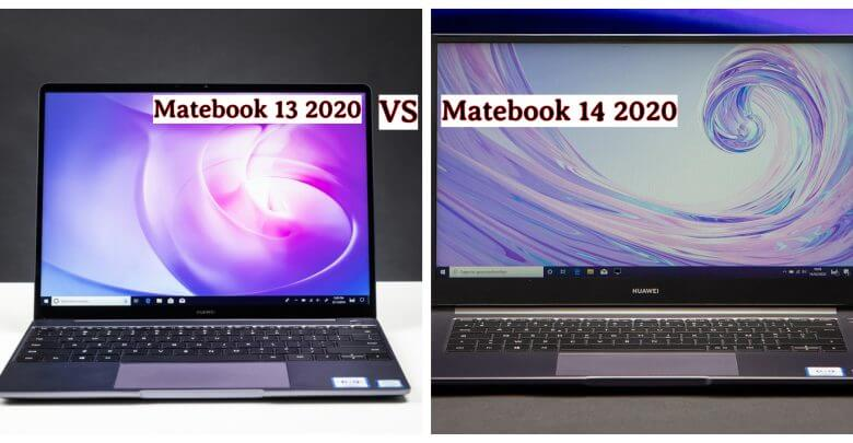 Huawei MateBook 13 VS Matebook 14 Review