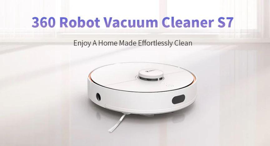 Laser Navigation Robot Vacuum Cleaner - Christmas Sale 2019