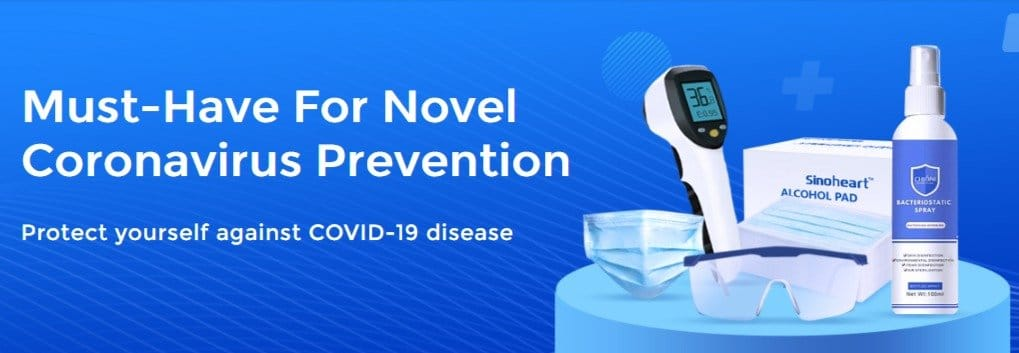 Must-Have For Novel Coronavirus Prevention