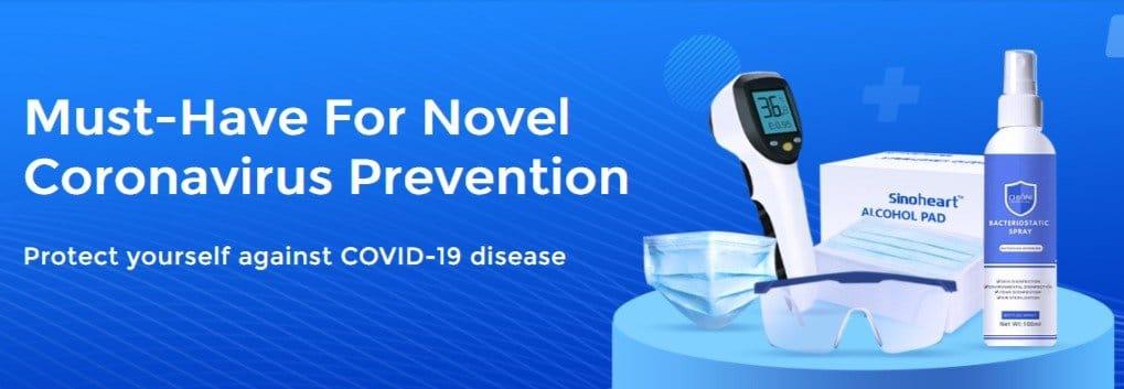 Must-Have For Novel Coronavirus Prevention