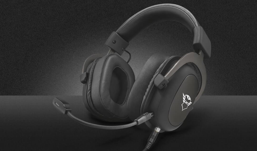 Premium Multiplatform Gaming GXT 414 Headset Sale