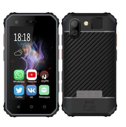 SERVO S10 Pro IP68 Waterproof 4G Mini NFC Smartphone