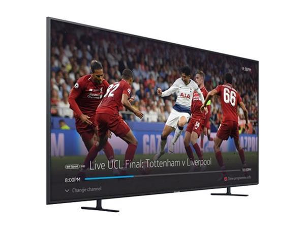 Samsung 65-inch RU8000 Dynamic Crystal Colour Smart 4K TV