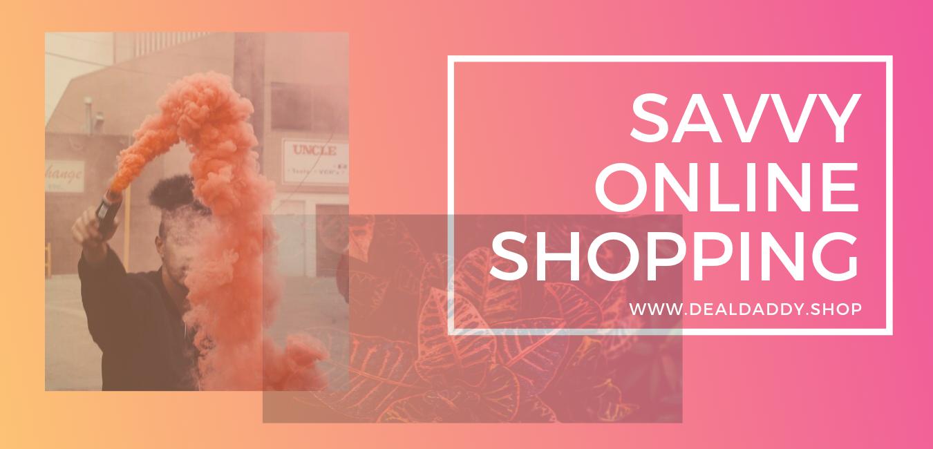 Savvy Online Shopping