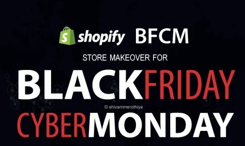 Shopify black Friday cyber Monday deals 2019