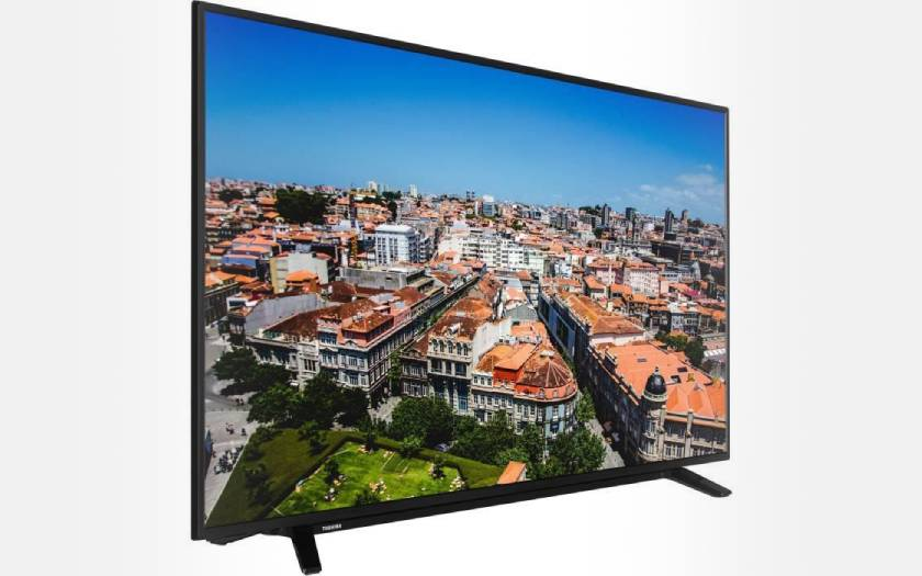 Smart TV LED 4K UHD Toshiba 58″ (146 cm) à 399,99€