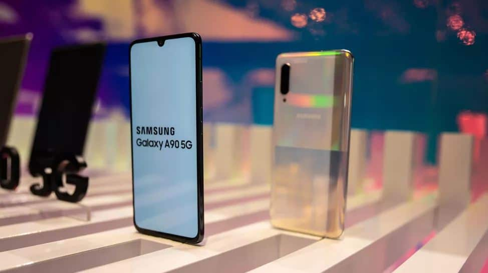 Smartphone Day Deals Sale - Samsung Galaxy A90 5G