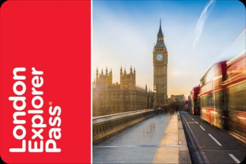 The London Explorer PASS